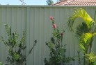 Annerley Corrugated fencing 1