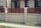 Annerley Front yard fencing 18