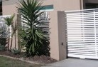 Annerley Front yard fencing 8