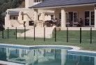 Annerley Glass fencing 2