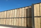 Annerley Lap and cap timber fencing 1