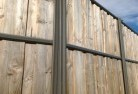 Annerley Lap and cap timber fencing 2