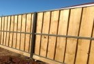 Annerley Lap and cap timber fencing 4