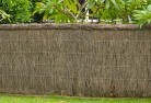 Annerley Thatched fencing 4